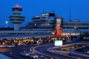 berlin tegel airport arrivals