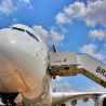 Bremen Airport arrivals