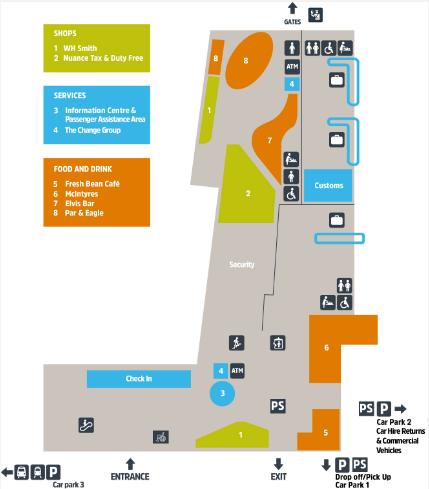 Glasgow-Prestwick-airport-map