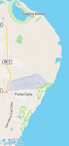 Punta-Cana-Airport-Arrivals-PUJ-map