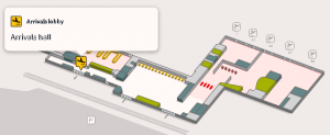 Reus-Airport-arrivals-REU-terminal-map