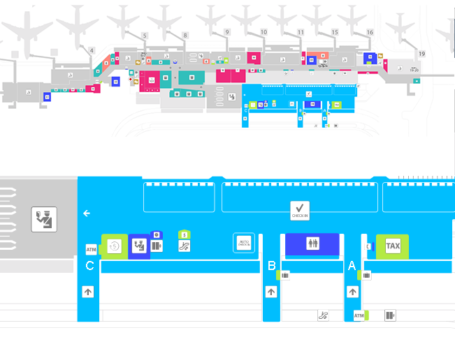 San-José-Costa-Rica-Juan-Santamaría-departures-SJO-airport-terminal