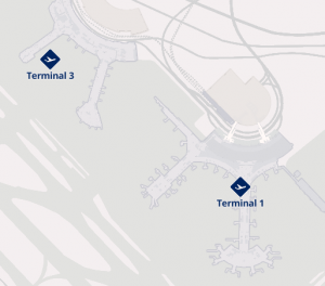 Toronto-Pearson-Airport-departures-YYZ-map-terminals