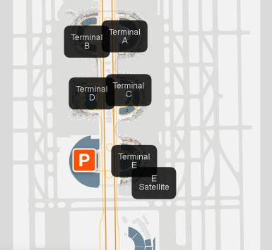 dallas-fort-worth-dfw-arrivals-terminals-map