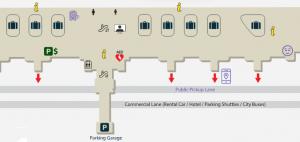 Albuquerque-airport-arrivals-ABQ-floor-1-baggage-claim