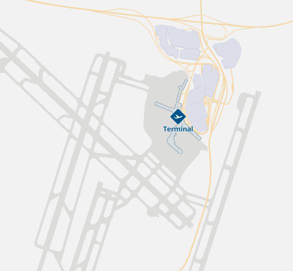 BNA-arrivals-Nashville-Airport-terminal-map
