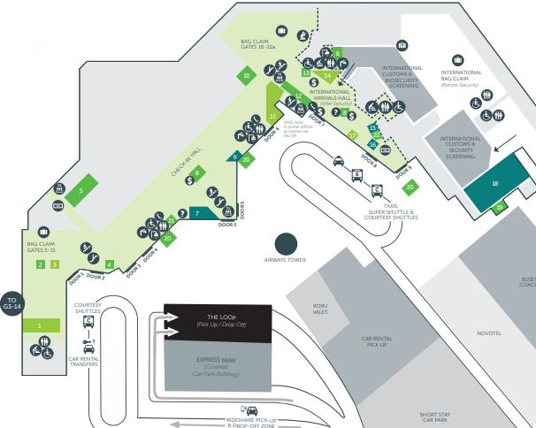 Christchurch-Airport-arrivals-CHC-terminal-ground-floor
