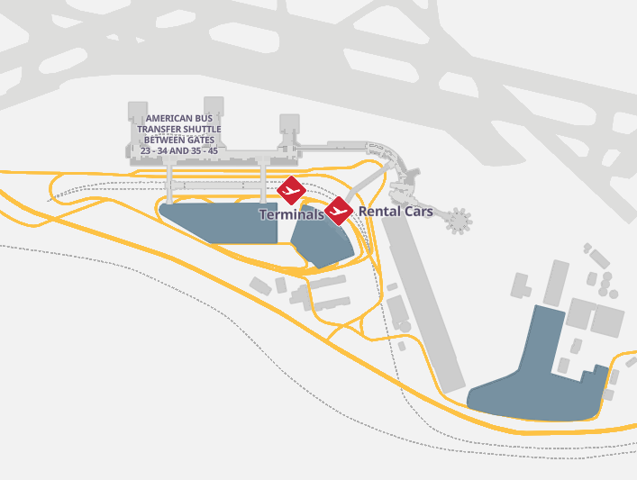 DCA-Arrivals-Ronald-Reagan-Airport-parking-overview