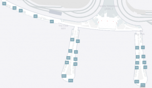New-Orleans-Airport-MSY-Departures-map-gates-concourses