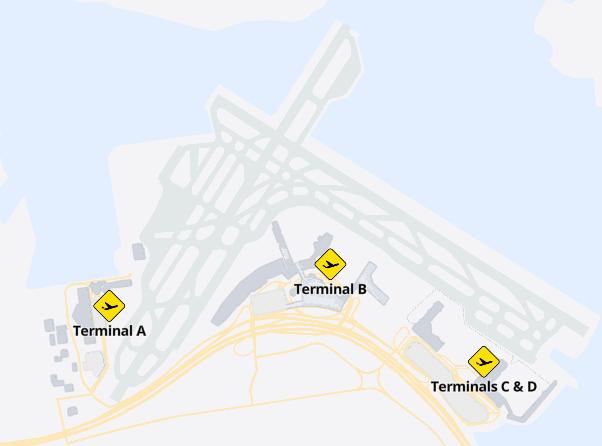 New-York-LaGuardia-Airport-Departures-LGA-terminal-map