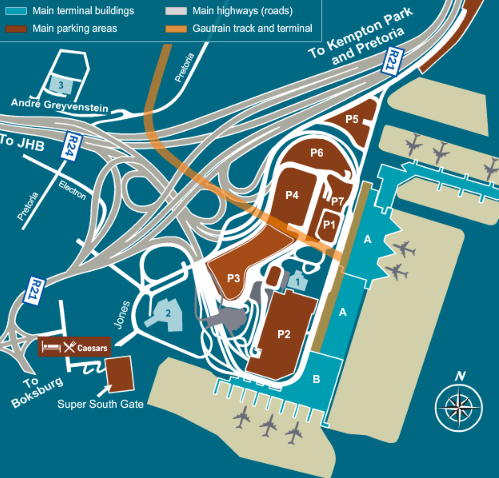 OR-Tambo-Johannesburg-Airport-arrivals-JNB-parking-and-terminal-map