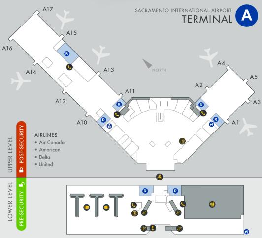 SMF-Arrivals-Sacramento-Terminal-A