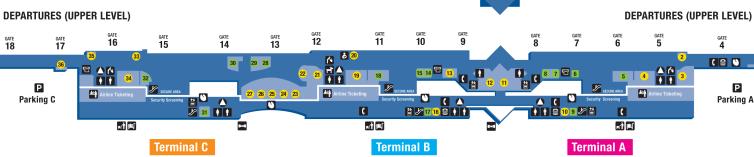 Santa-Ana-John-Wayne-Airport-departures-SNA-terminal