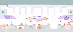Singapore-airport-arrivals-SIN-terminal-3-level-1