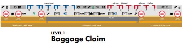 Washington-Ronald-Reagan-Airport-Arrivals-DCA-baggage-claim