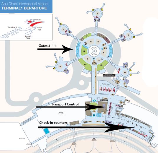 abu-dhabi-airport-departures-AUH-terminal-1-map