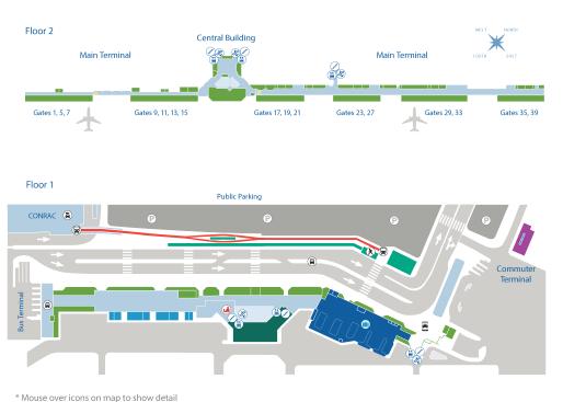 kalului-airport-departures-ogg-terminal-map-floor-1-&-2