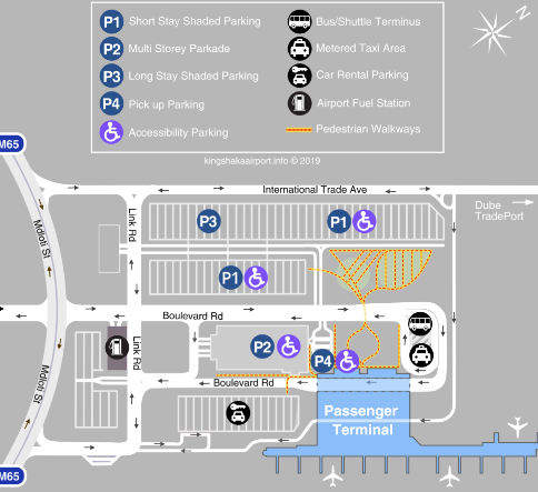 king-shaka-durban-airport-departures-DUR-terminal-and-parking-map