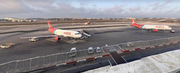malta-airport-arrivals-MLA-airplanes-runway