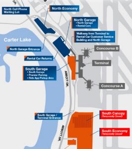 omaha-arrivals-garages-parking-map