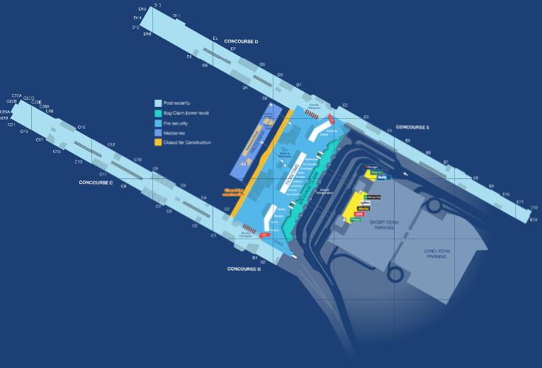 portland-airport-departures-pdx-terminal-map