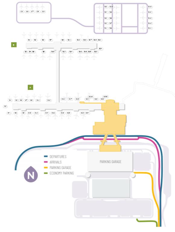 salt-lake-city-airport-departures-SLC-map