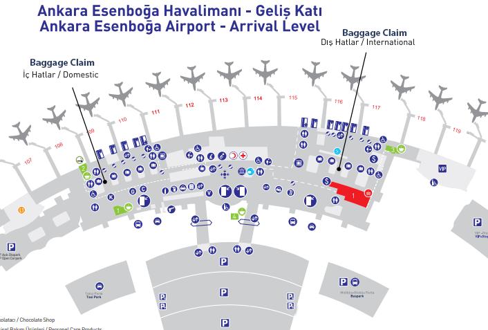 Ankara-Airport-Arrivals-ESB-Esenboga-terminal-map-arrival-level