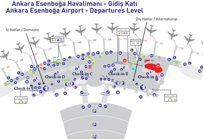 Ankara-Airport-Departures-ESB-Esenboga-terminal-map-departure-level