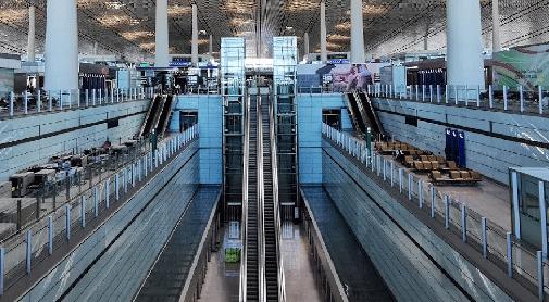 Beijing-Airport-Arrivals-PEK-terminal