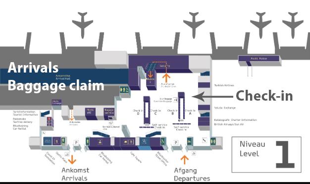 Billund-Airport-Arrivals-BLL-terminal-map-level-1