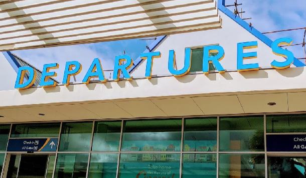 CUR-Departures-Curaçao-Airport