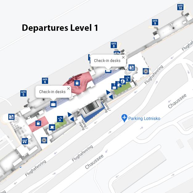 Dortmund-Airport-Departures-DTM-map-terminal-level-1