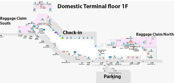 FUK-Departures-Fukuoka-Airport-domestic-terminal-floor-1F-check-in-baggage-claim