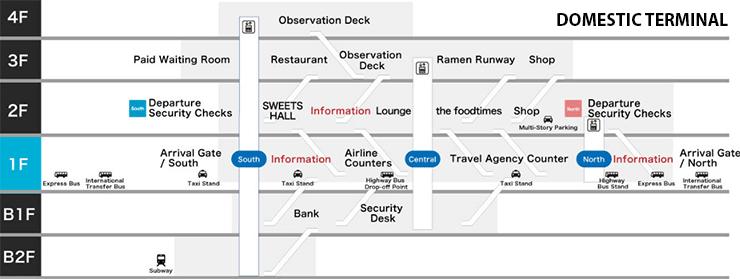 Fukuoka-Airport-Departures-FUK-domestic-terminal-floor-map