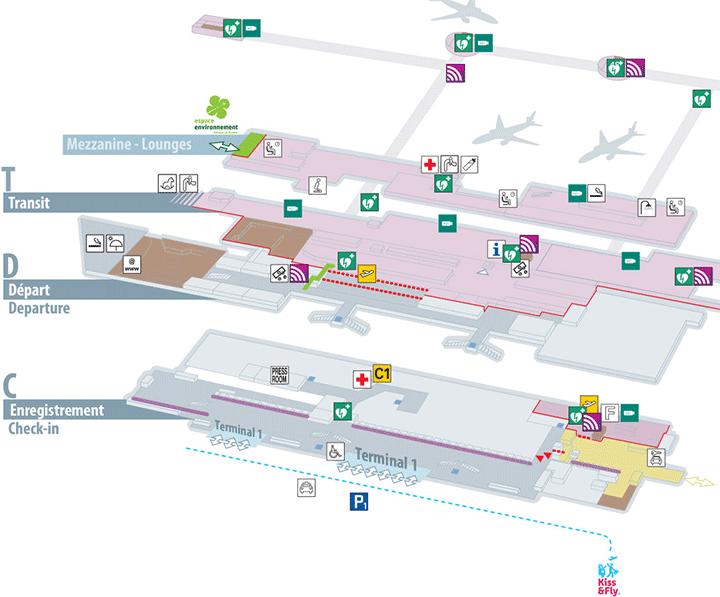 Geneva-Airport-Departures-GVA-terminal-check-in-and-boarding