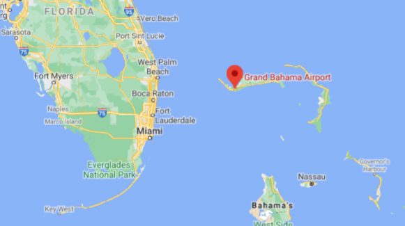 Grand-Bahama-Airport-Departures-FPO-Freeport-map-location