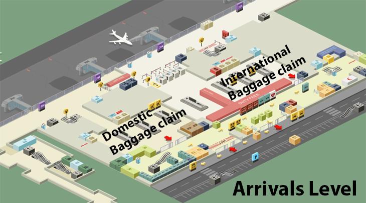 Istanbul-SAW-Arrivals-Sabiha-Gökçen-Airport