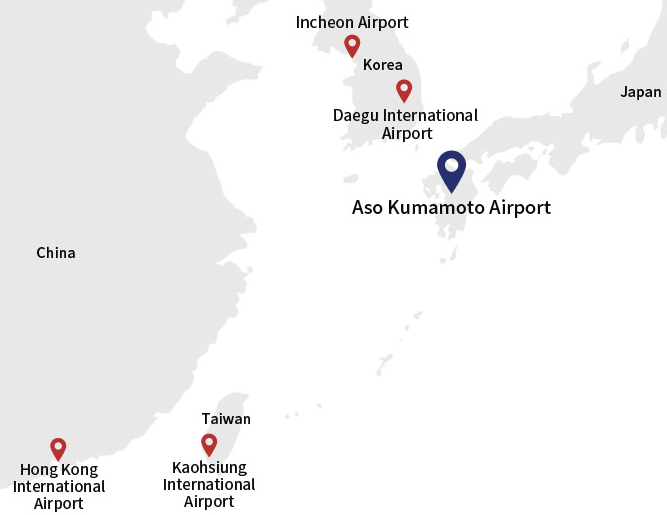 KMJ-Arrivals-Kumamoto-Airport-international-routes