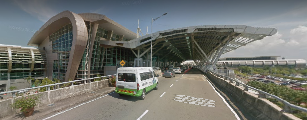Kota-Kinabalu-Airport-Departures-BKI-departures-level-drop-off-passenger
