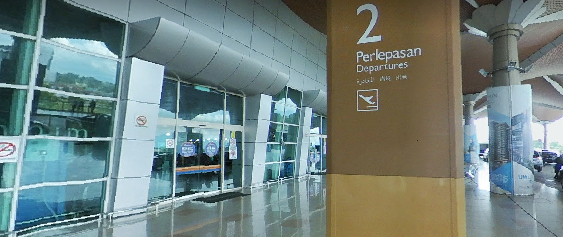 Kuching-Airport-Departures-KCH-terminal-level-2
