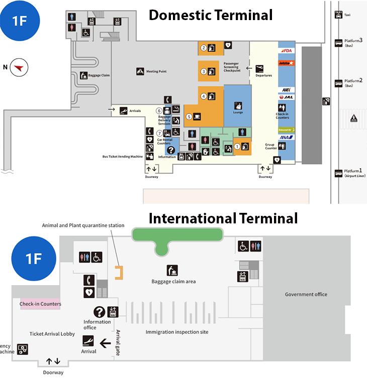 Kumamoto-Airport-Arrivals-KMJ-arrival-halls-terminal-domestic-and-international