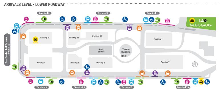 LAX-Arrivals-Los-Angeles-Airport-arrivals-level-terminal