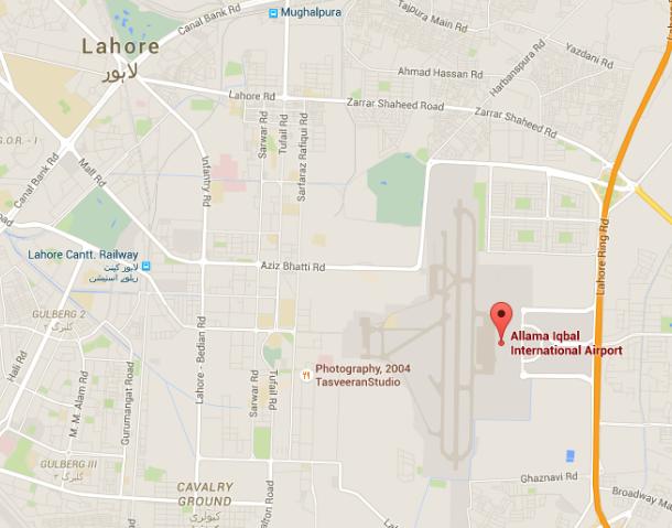 LHE-arrivals-Lahore-Airport