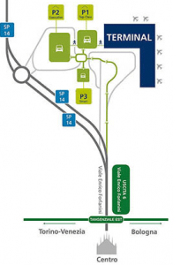 LIN-Departures-Milan-Linate-Airport-parking-map