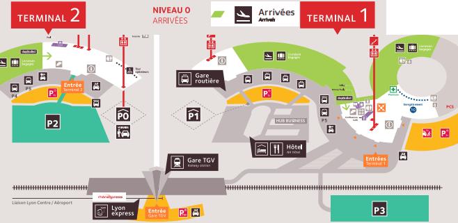 LYS-Arrivals-Lyon-Airport-terminals-arrival-level