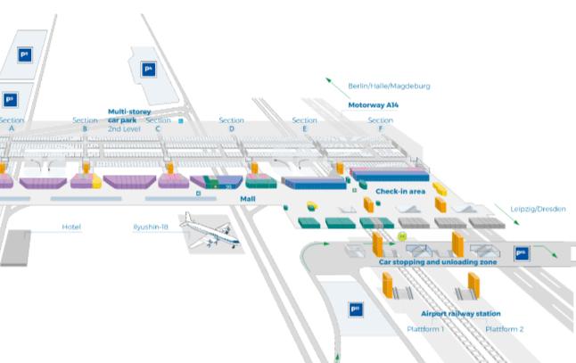 Leipzig-Halle-Airport-Arrivals-LEJ-terminal-check-in