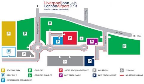 Liverpool-Airport-Arrivals-LPL-parking-map