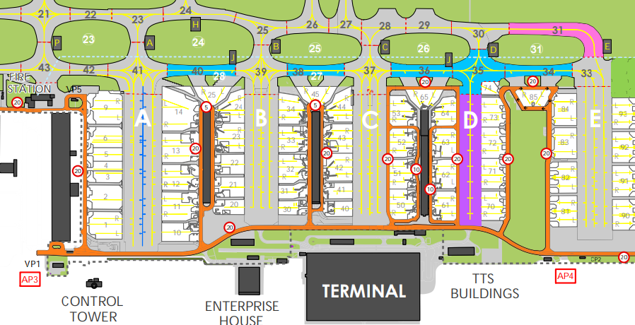 London-Stansted-Airport-Departures-STN-terminal-and-concourses