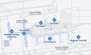 Los-Angeles-Airport-Departures-LAX-map