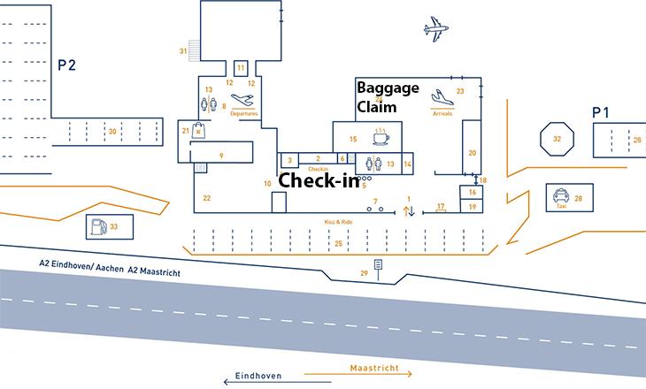 Maastricht-Aachen-Departures-Arrivals-terminal-map